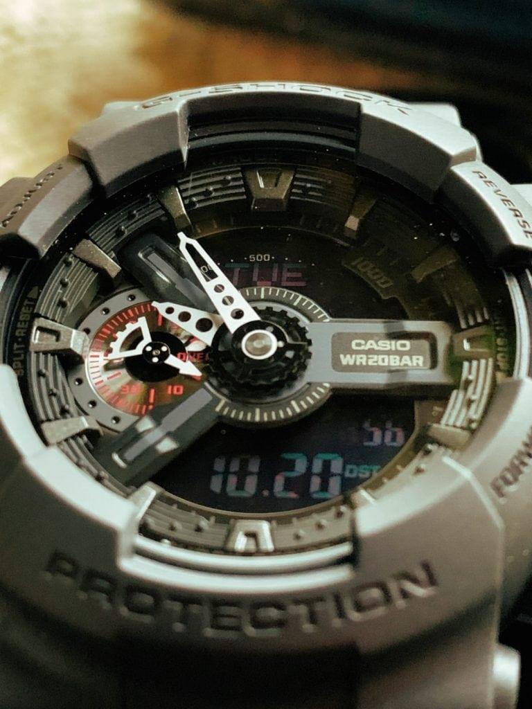 Casio G-Shock GA-110MB-1AER