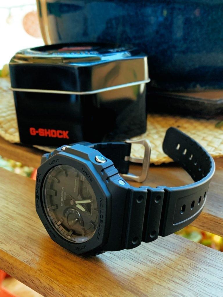 Casio G-Shock GA-2100 Casioak