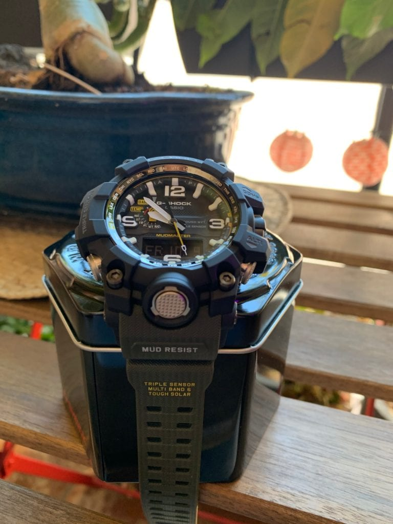 Casio Mudmaster GWG1000-1A3