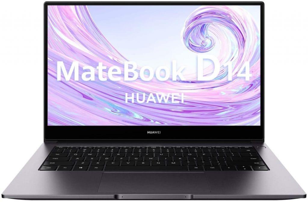 "Huawei Matebook D14 - Ordenador Portátil Ultrafino de 14"" Full HD"