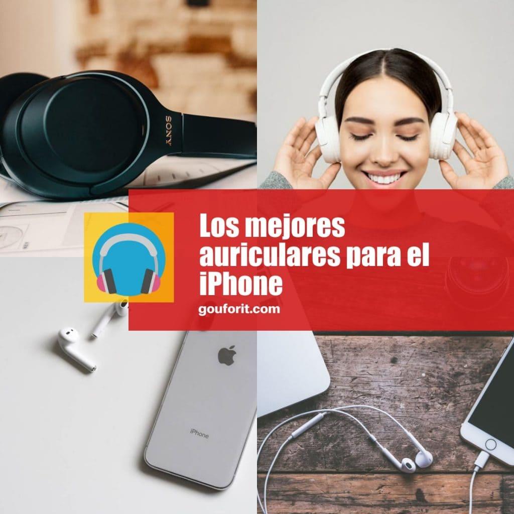 Los mejores auriculares para el iPhone