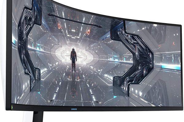 Samsung Odyssey G9 LC49G93TSSUXEN - Monitor curvo de 49''
