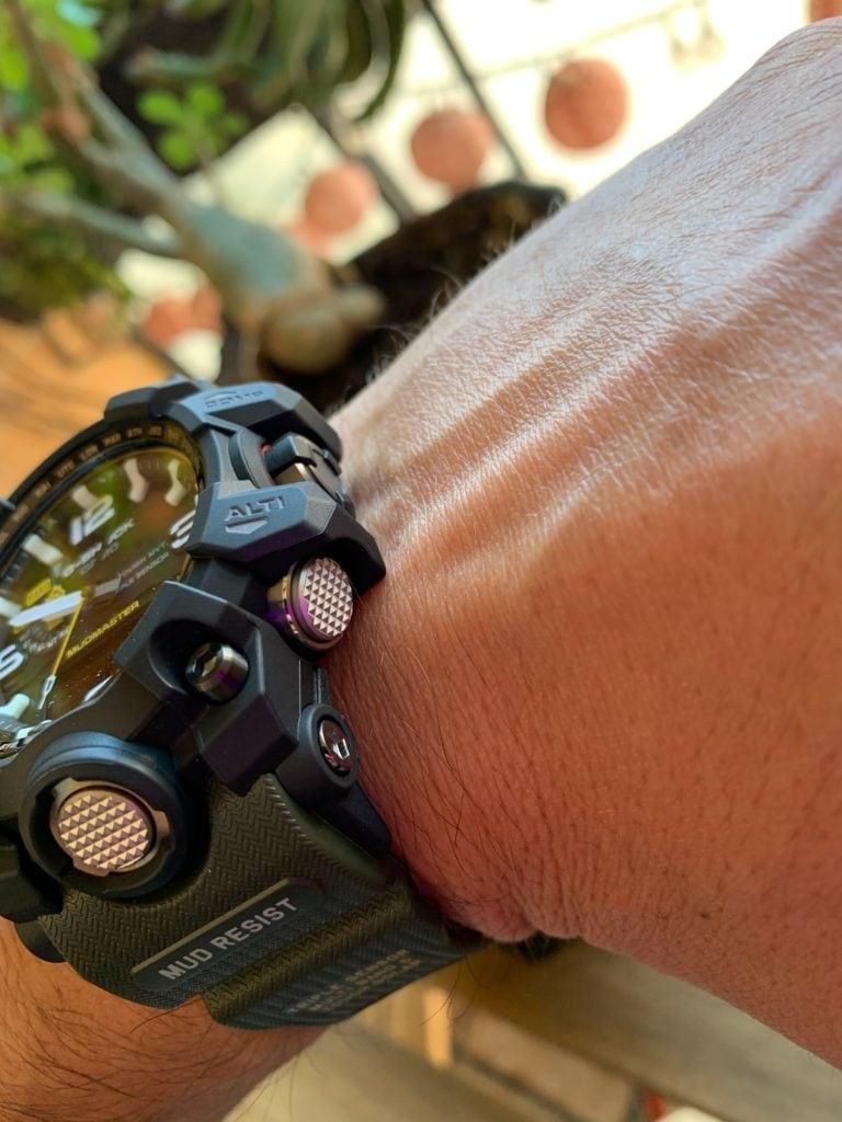 Casio G-Shock GWG-1000 Mudmaster