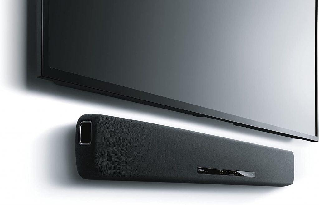 Yamaha YAS-107 - barra de sonido inalámbrica de 120W