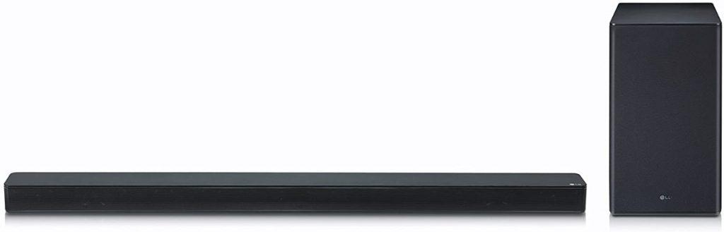 LG SK8 - Barra de Sonido Hi-Res