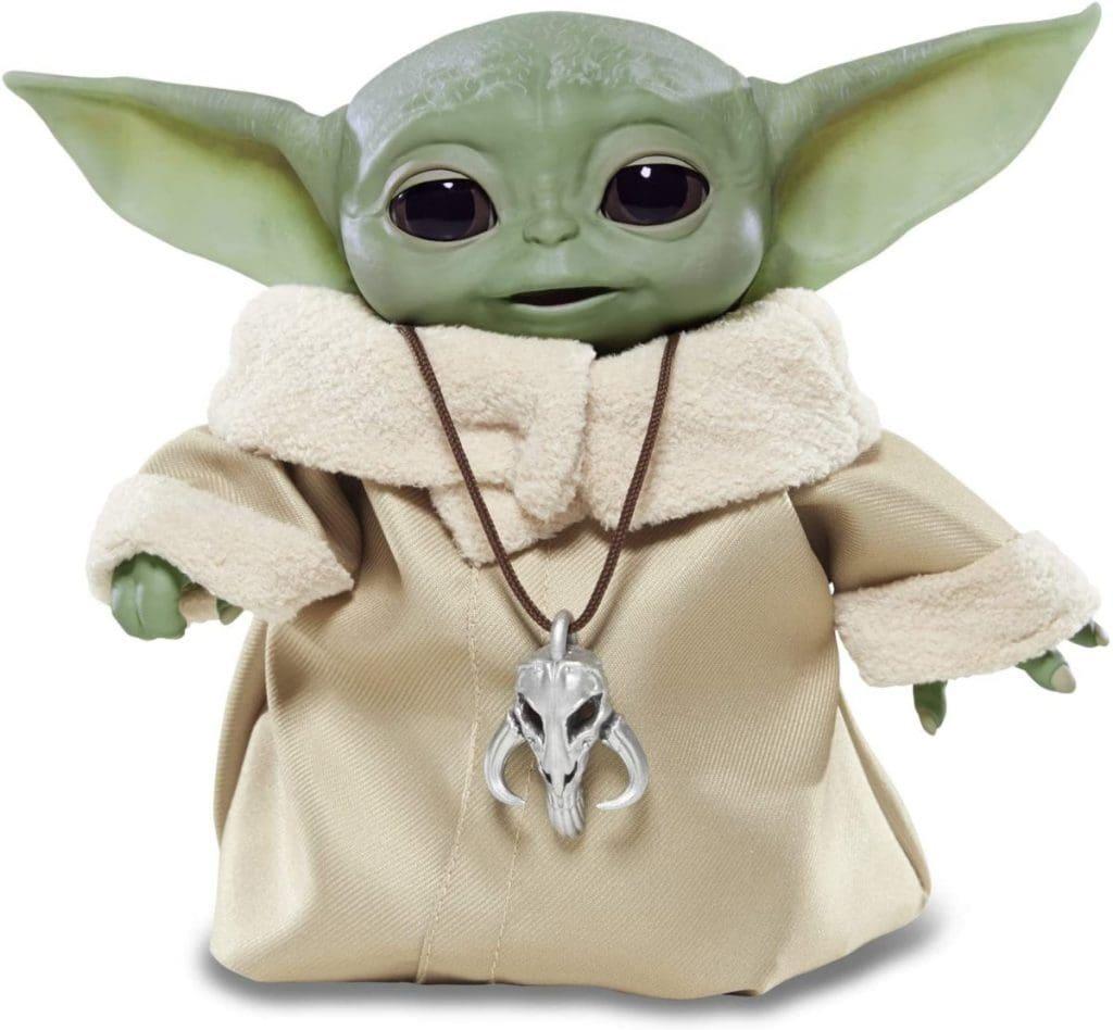 Star Wars Baby Yoda The Child Animatronic de Hasbro