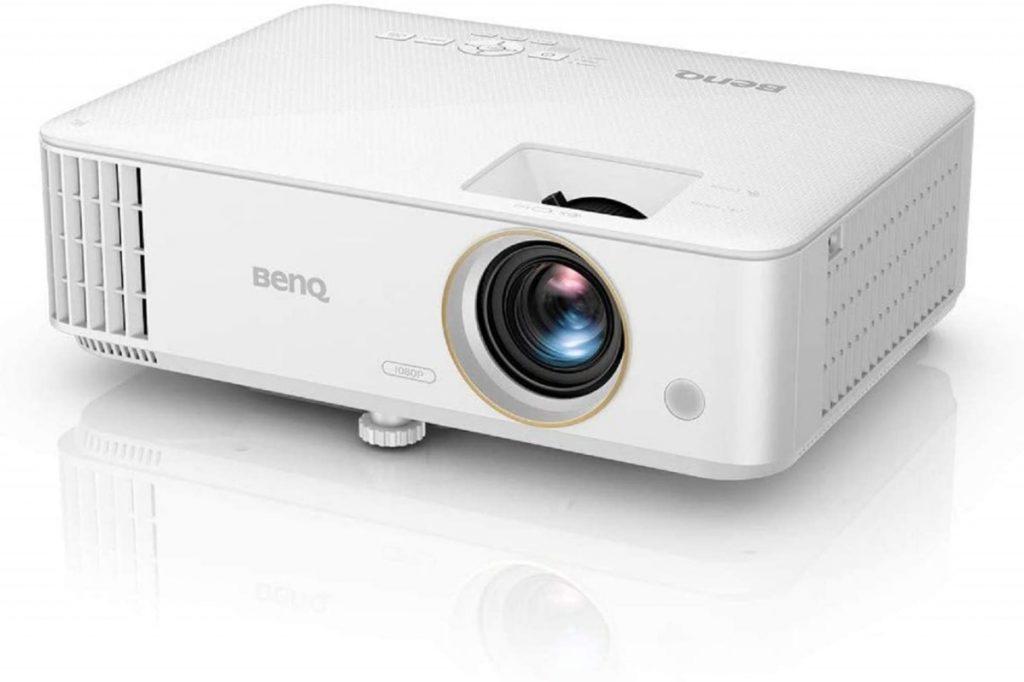 BenQ TH585: el mejor proyector para gaming por su baja latencia