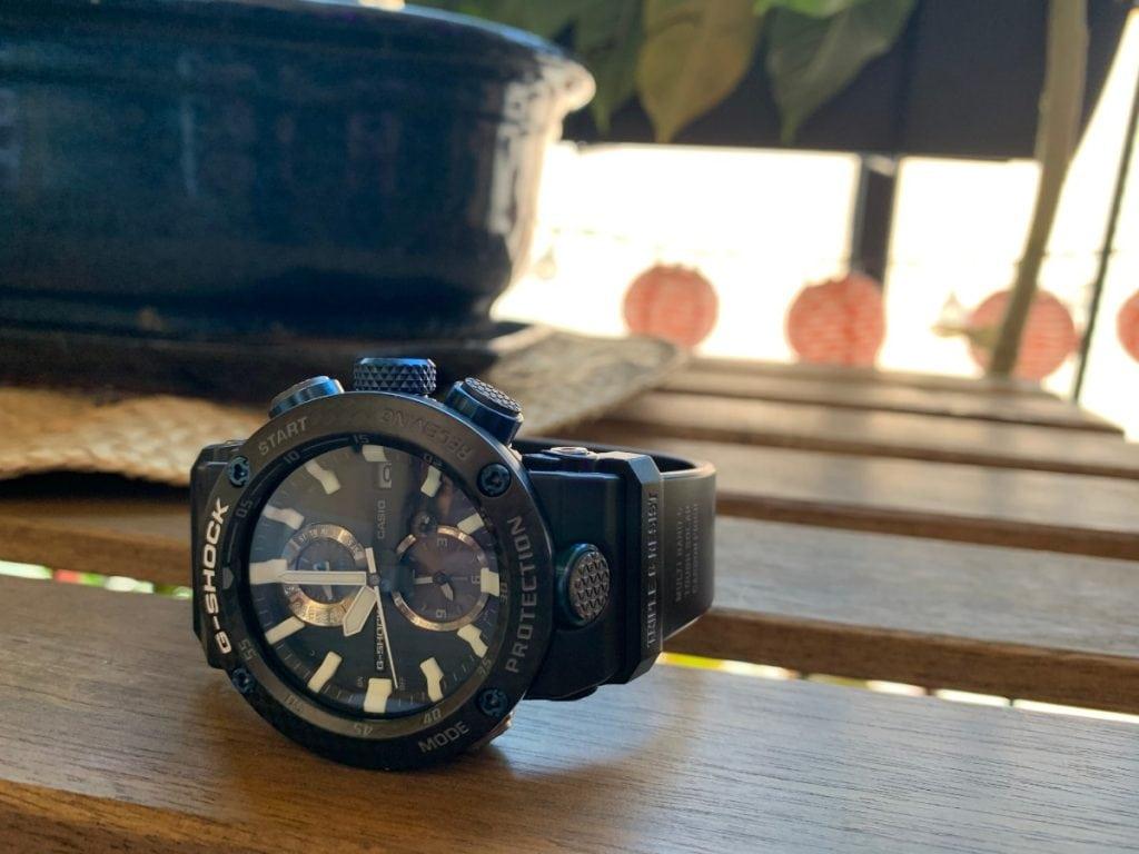 ¿Merece la pena comprar el reloj Casio G-Shock GWR-B1000 Gravitymaster?