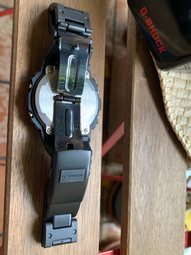 Casio G-Shock GW-B5600BC-1BER: correa