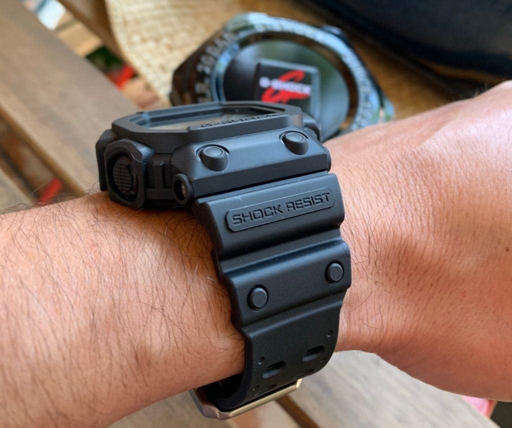 Casio G-SHOCK GX-56: correa