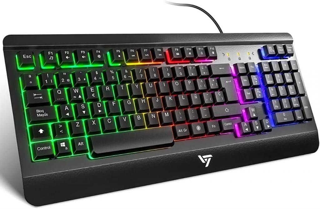 Teclado Mecánico Gaming de VicTsing: el teclado gaming más barato