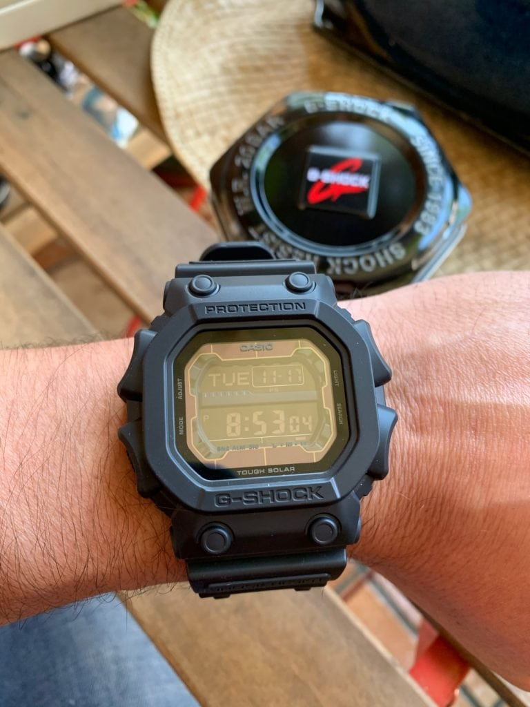 ¿Merece la pena comprar el Casio G-Shock GX-56BB-1ER?