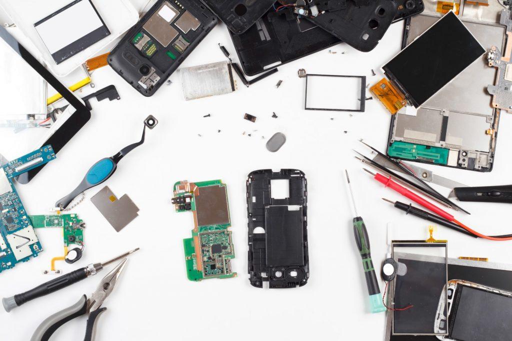 ¿Cuantos sensores tiene un smartphone?