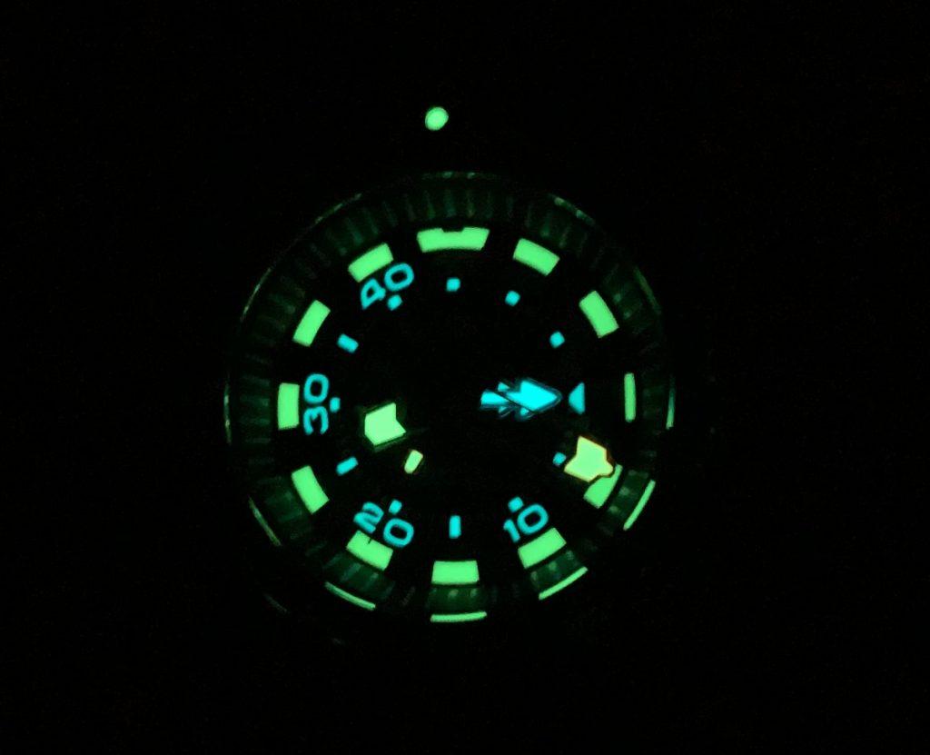 Reloj Citizen Aqualand Eco Drive BN2024-05E: lumen