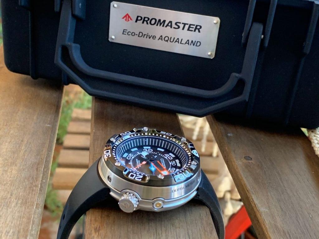 ¿Merece la pena comprar el Citizen Aqualand Eco Drive BN2024-05E de la colección Promaster?