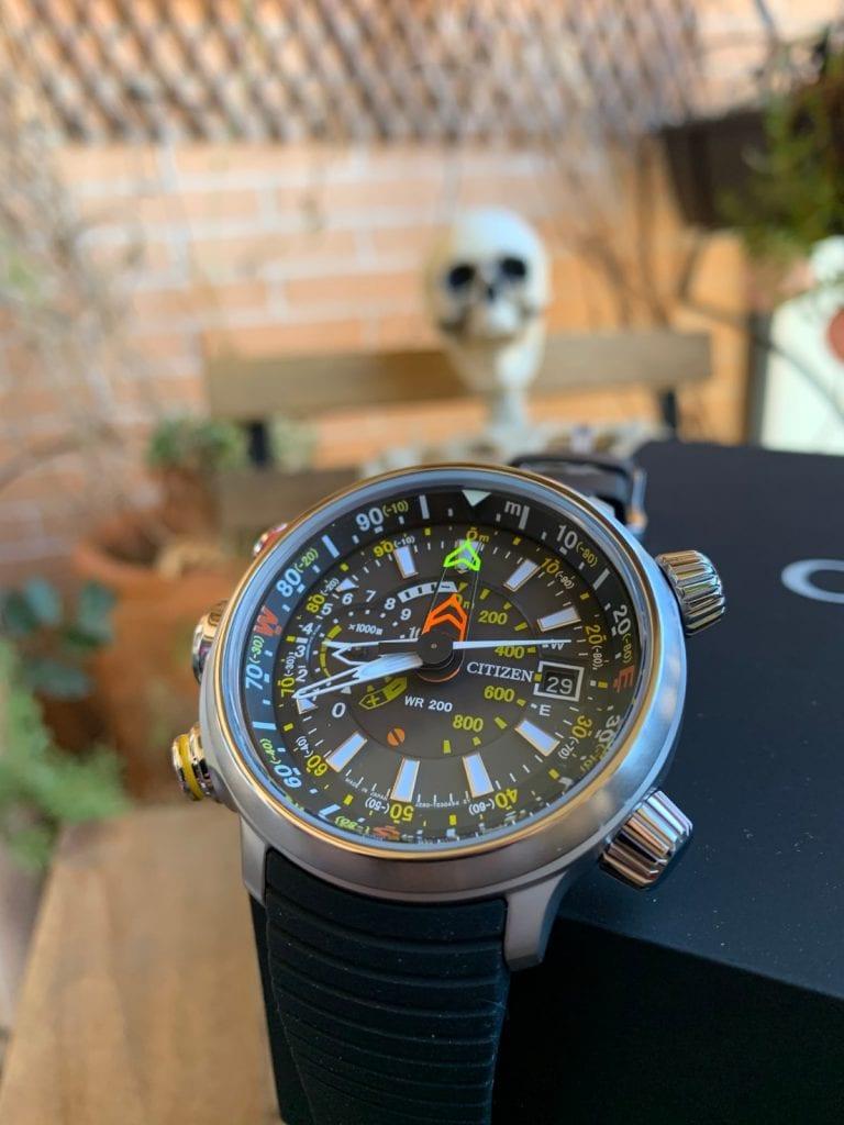 ¿Merece la pena comprar este reloj de Citizen de la gama Promaster?