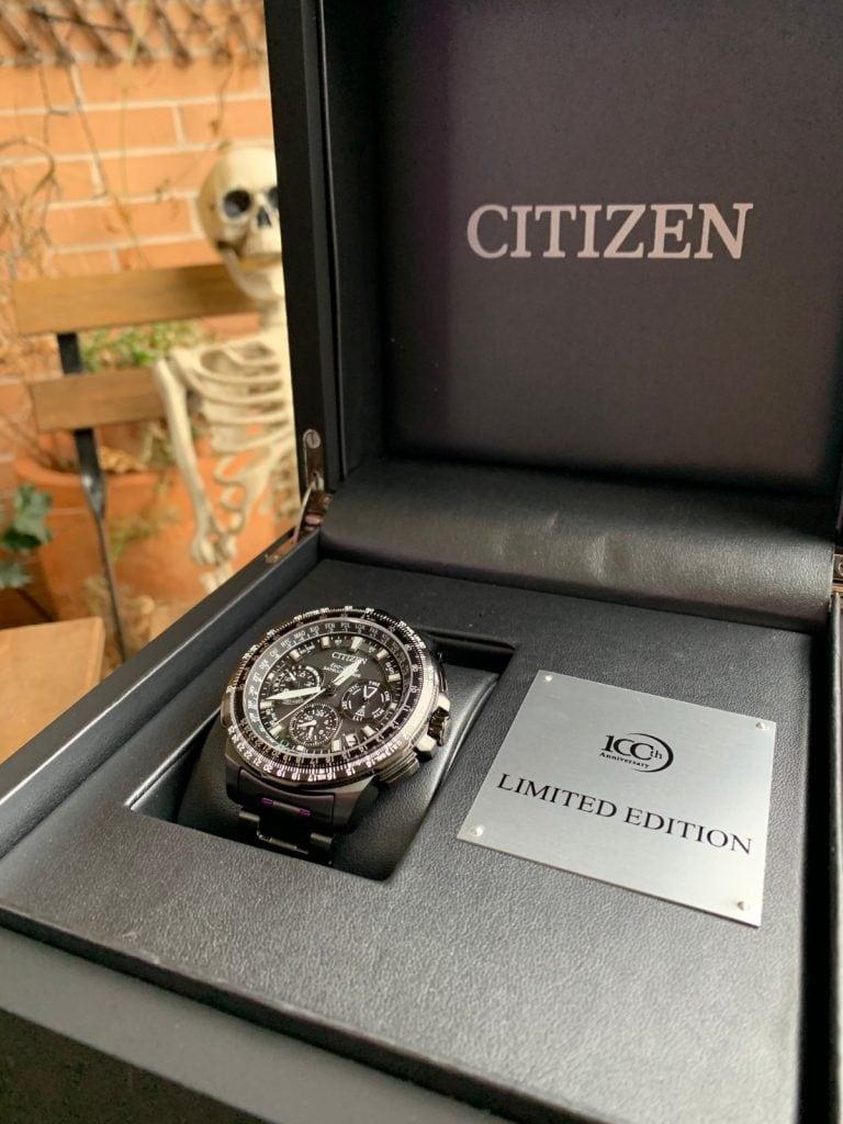 Reloj Citizen Eco Drive CC9025-51E Satellite Wave GPS Sky Premier