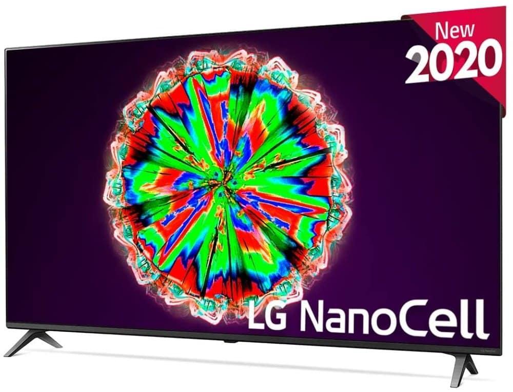 """LG 65NANO80 - Smart TV 4K NanoCell de 65"""" con Inteligencia Artificial"""