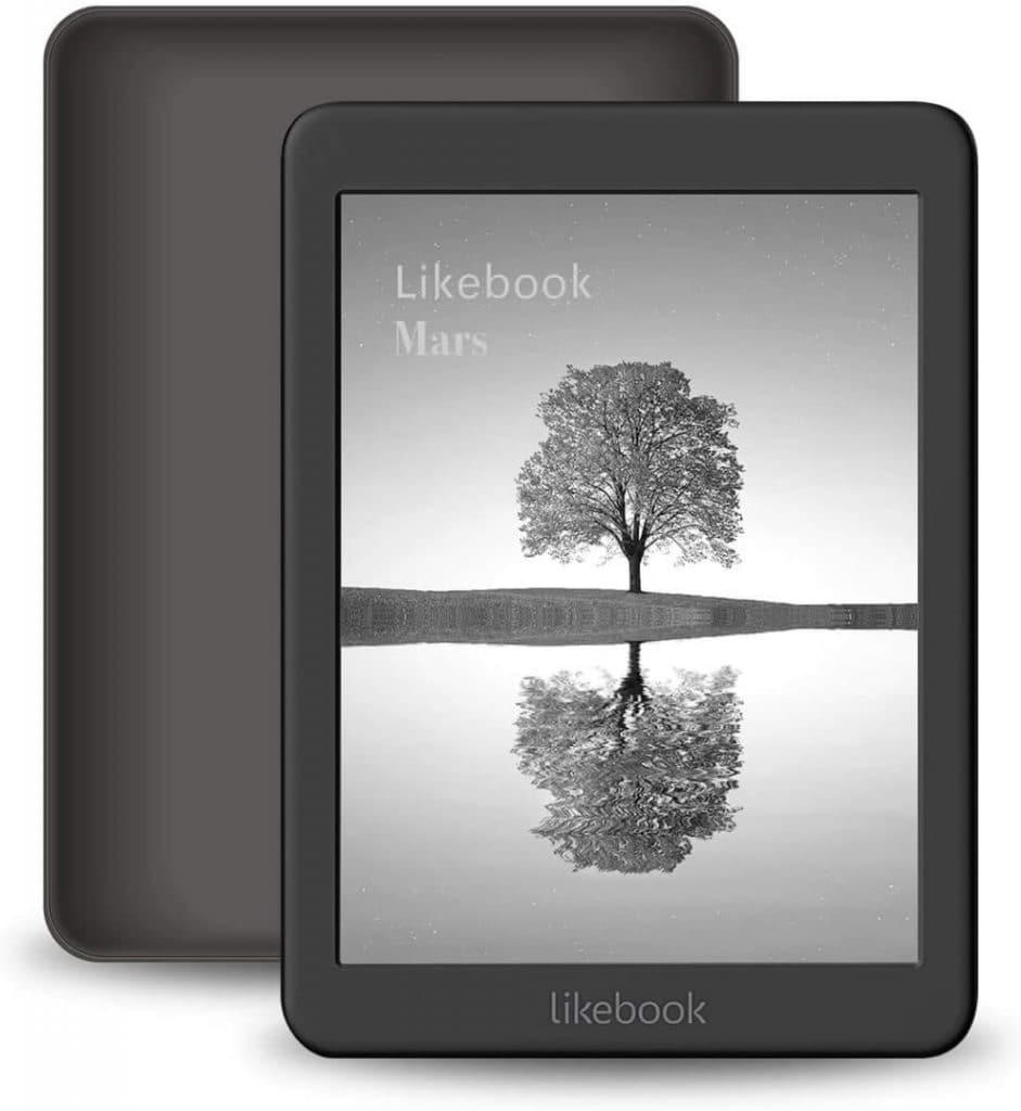 "Likebook Mars e-Reader - Lector eBooks de 7.8"" con sistema operativo Android"