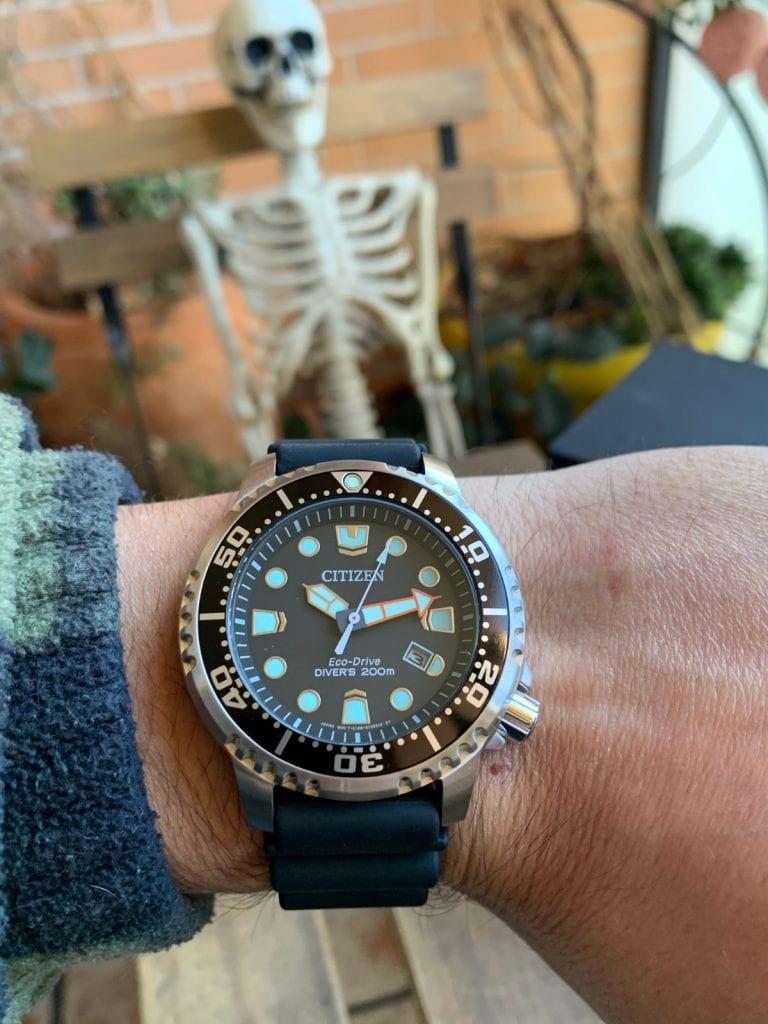 Citizen Eco Drive BN0150-10E Promaster: un reloj diver excelente por calidad precio