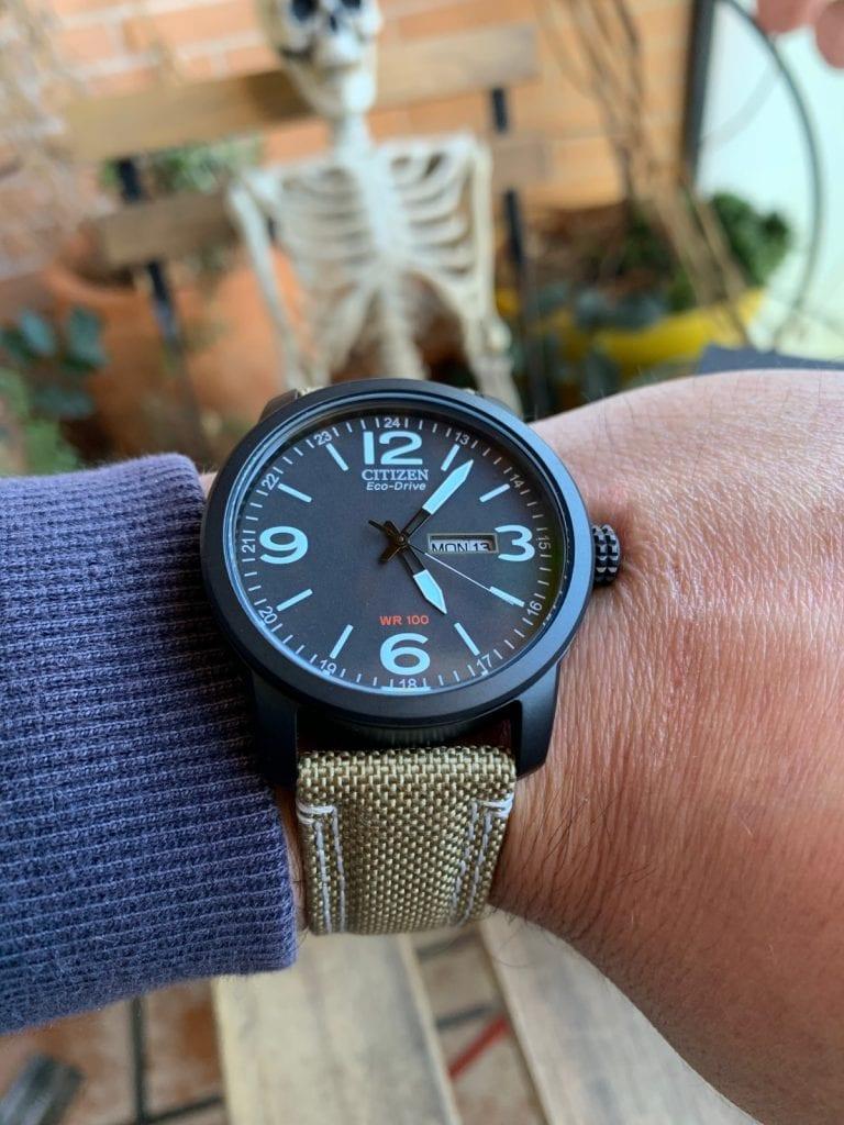 reloj Citizen eco drive BM8476-23E