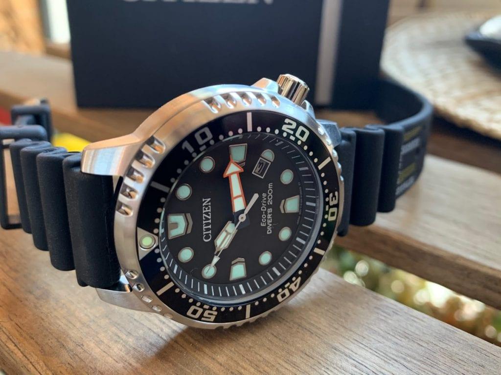 Reloj Citizen Eco Drive BN0150-10E Promaster: ¿El reloj diver perfecto de Citizen?