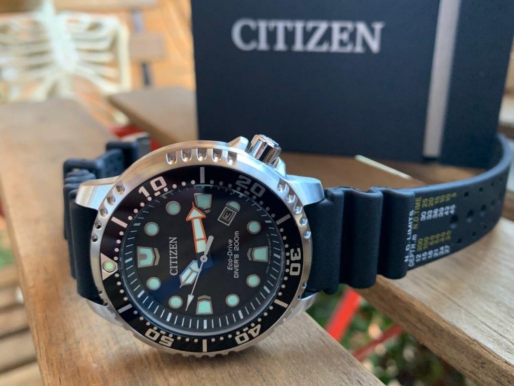 Reloj Citizen Eco Drive BN0150-10E Promaster