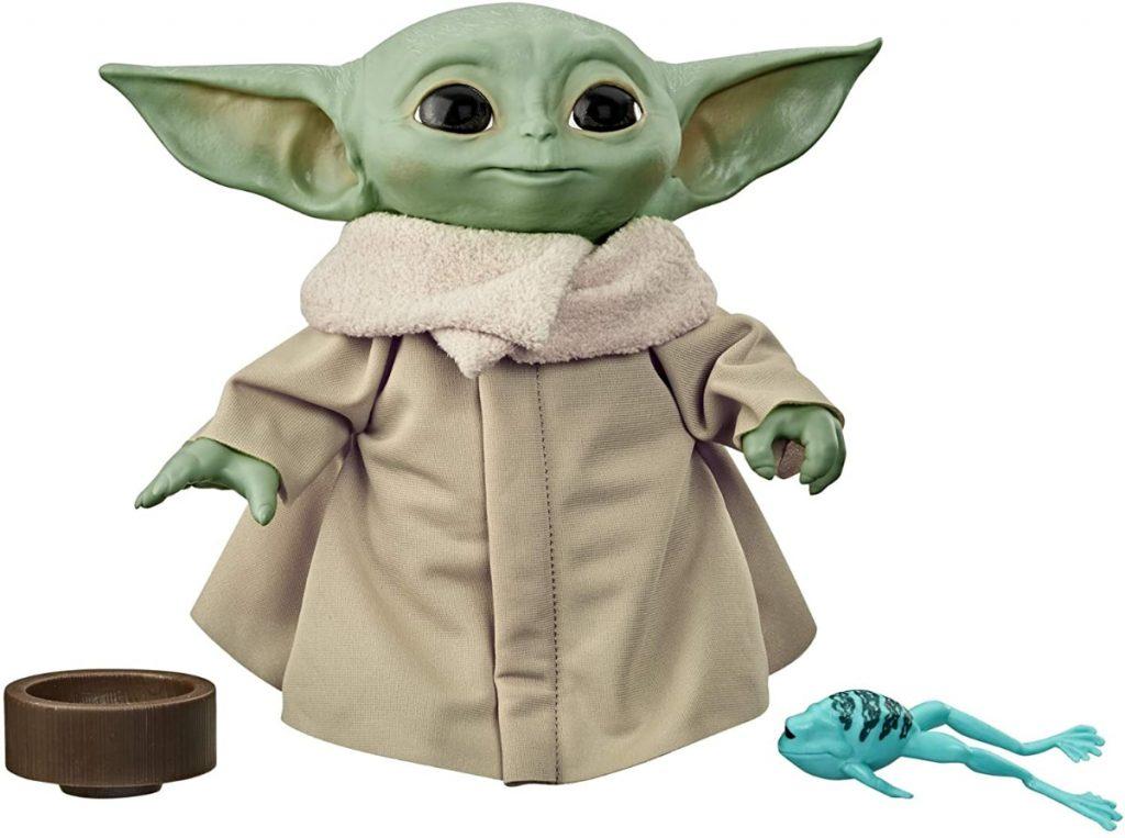 Peluche de Star Wars Baby Yoda