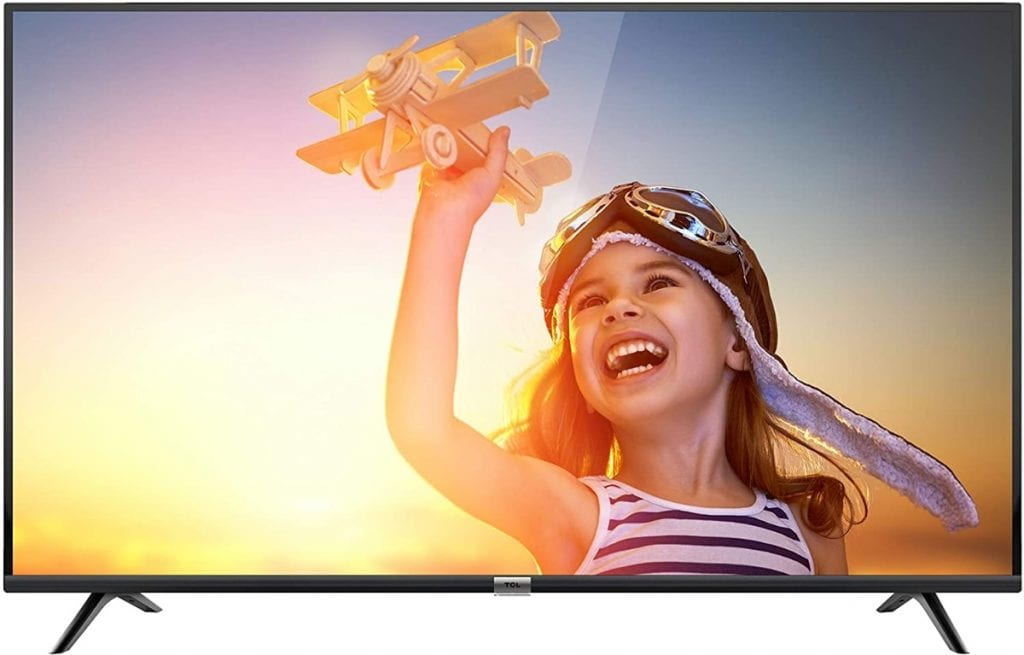 "TCL 65DP600 - Televisor de 65"" FHD (Smart TV con UHD 4K, HDR, Dolby Audio, Dolby Digital Plus)"