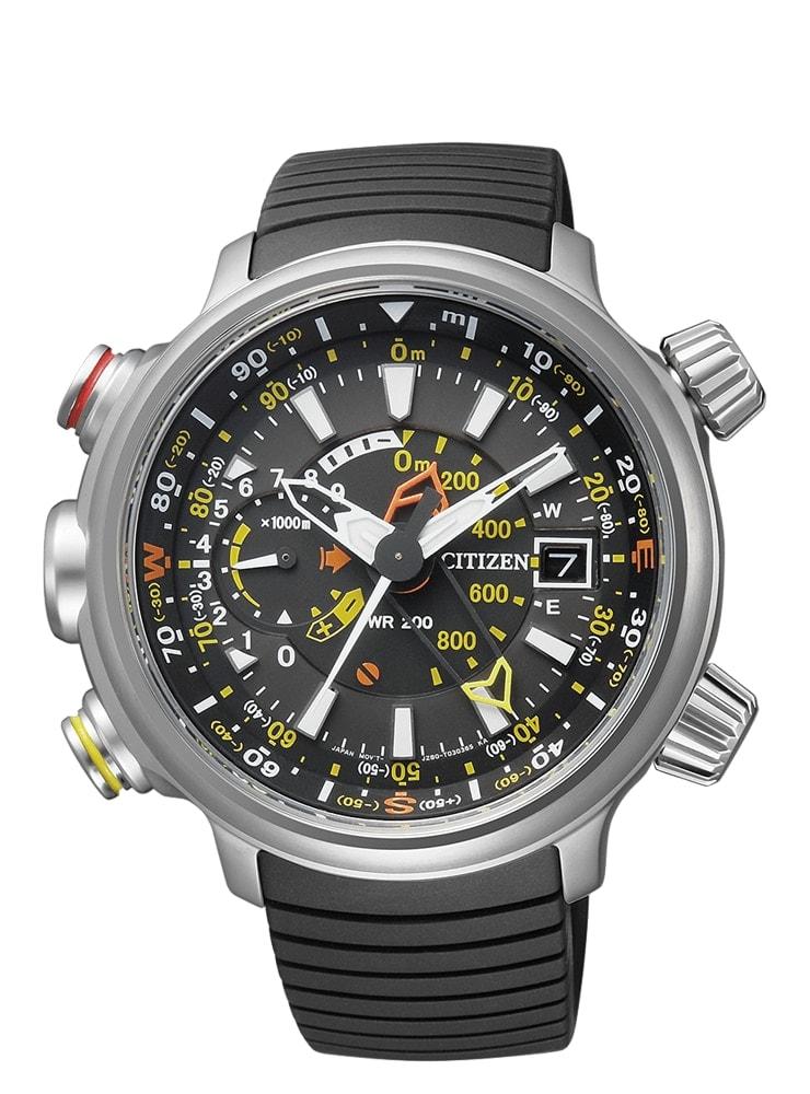 Citizen Eco Drive BN4021-02E Promaster Altichron: el reloj aventura de Citizen que estabas buscando