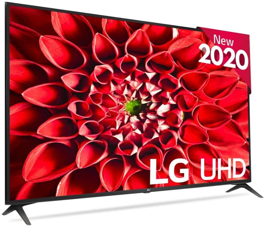 "LG 70UN7100 - Smart TV 4K UHD de 70"" con Inteligencia Artificial"
