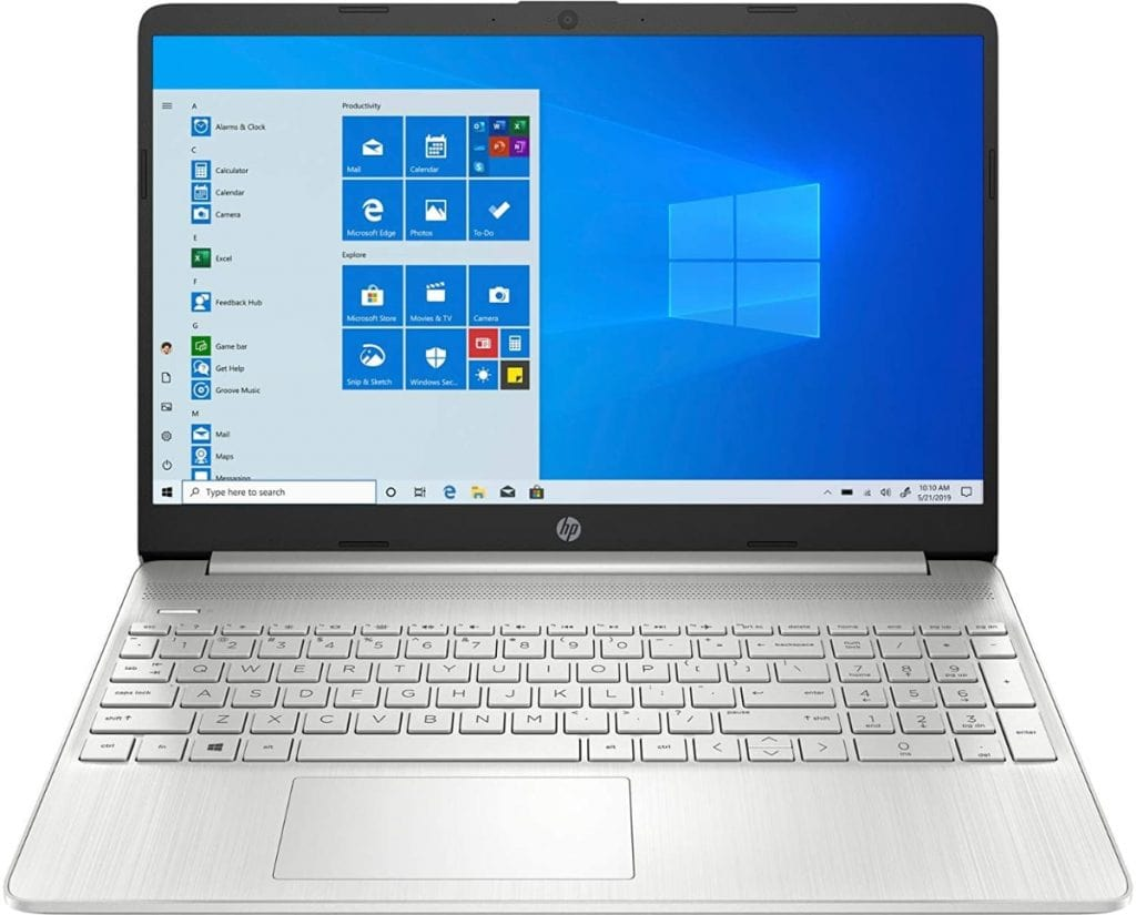 """HP 15s-eq1054ns – Ordenador portátil de 15,6"""" Full HD"""