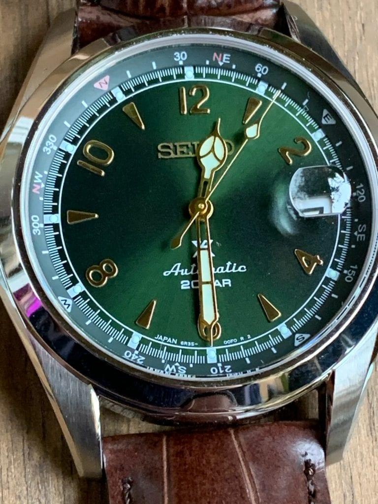 ¿Merece la pena comprar el reloj automático Seiko Prospex Alpinist SPB121J1?