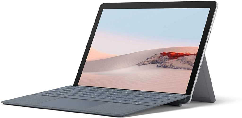 Microsoft Surface Go 2 Ordenador portátil 2 en 1 de 10.5 pulgadas Full HD
