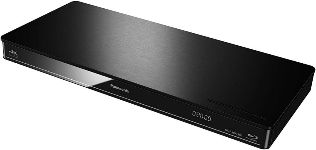 Panasonic DMP-BDT384EG - Reproductor de Blu-ray 3D
