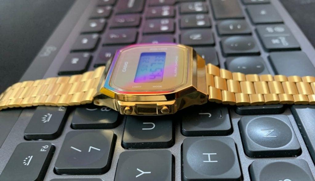 ¿Merece la pena comprar el reloj Casio dorado A168WG?