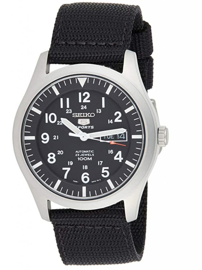 Reloj automatico Seiko 5 SNZG15K1