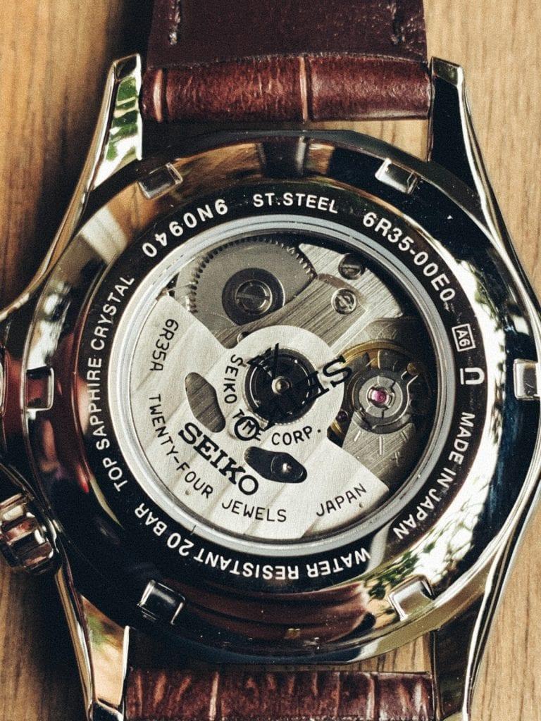 Reloj Seiko Mecánico