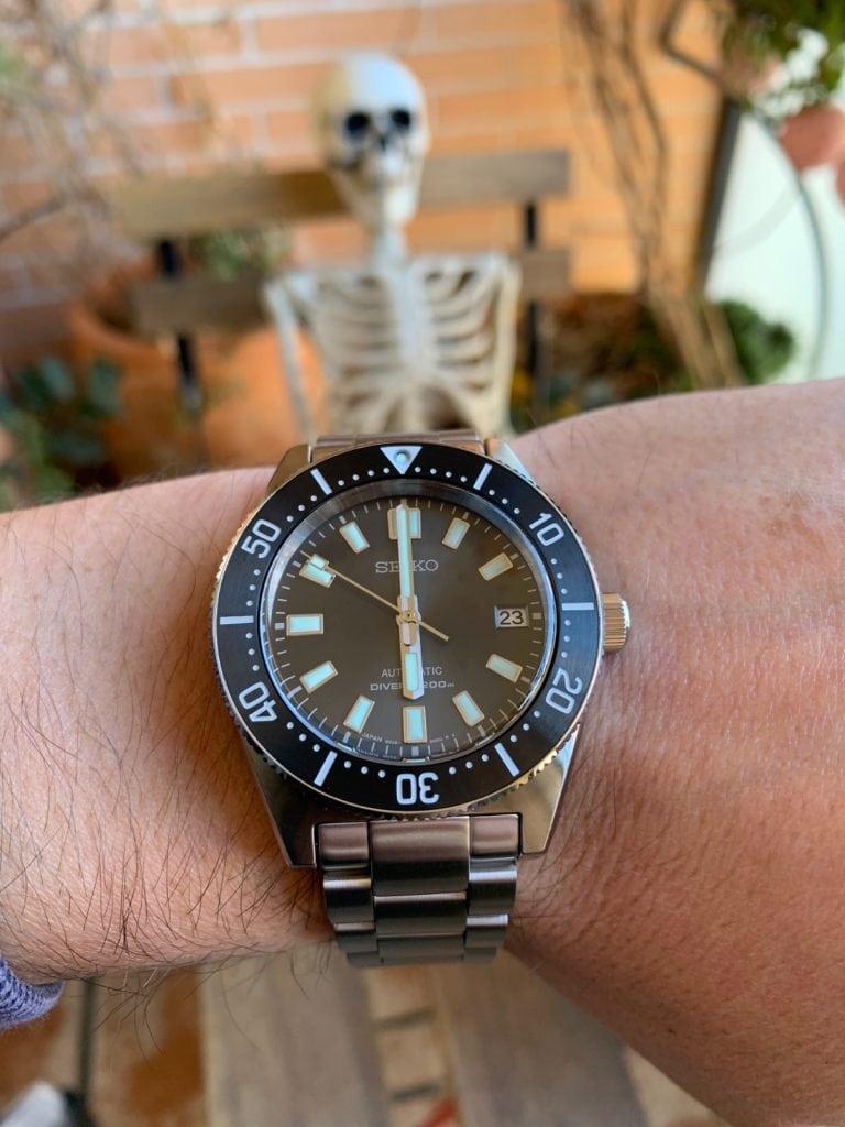 """Seiko Prospex Diver 200 m SPB143J1 """"55 ANNIVERSARY"""": el diver porque el que todo el mundo suspira"""