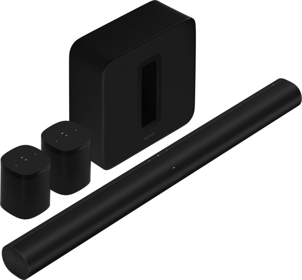 Sonos Arc 5.1: sistema de sonido de cine