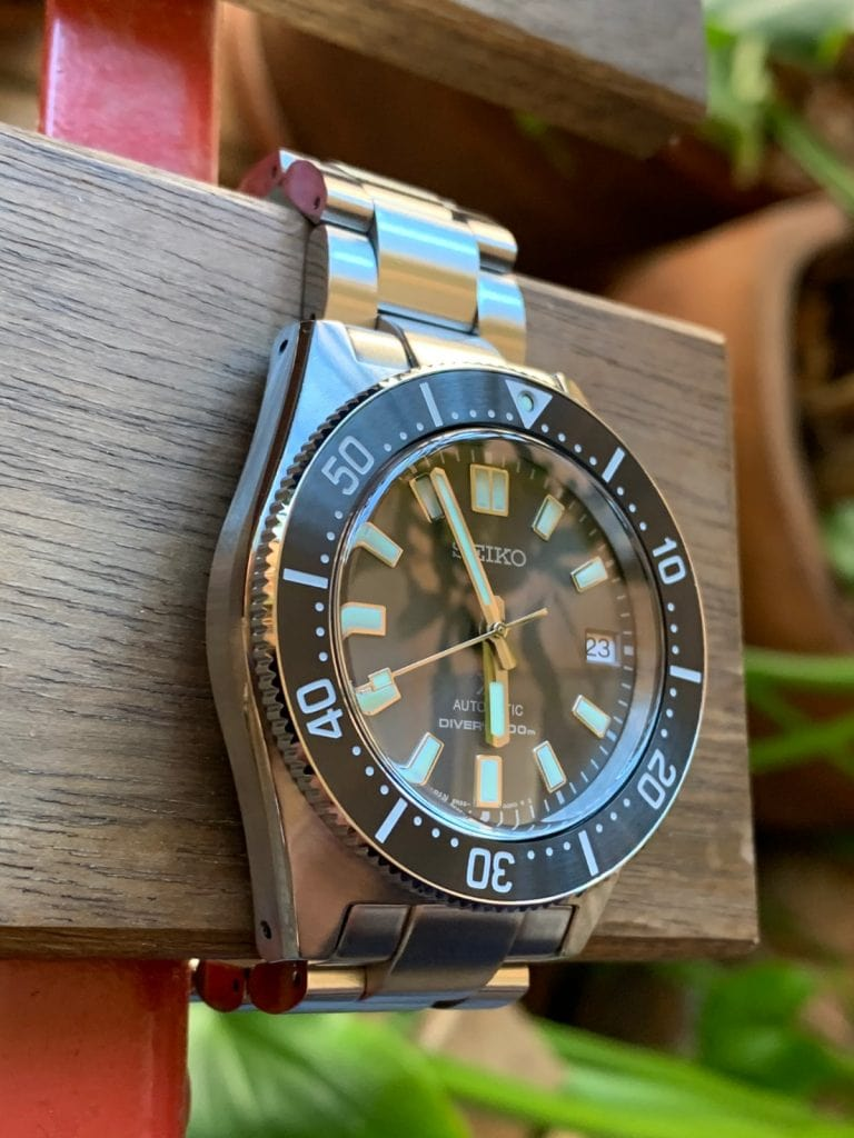 Seiko Prospex Diver 200 m SPB143J1