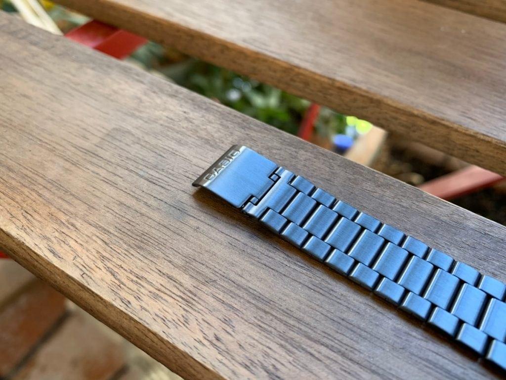 Casio B640WB: pulsera