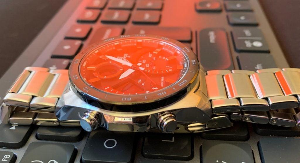 Casio EDIFICE ECB-900DB-1AER: funcionamiento y app bluetooth