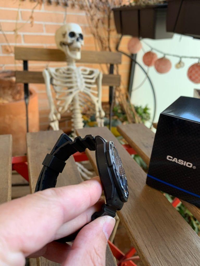 Casio MRW-200H: caja