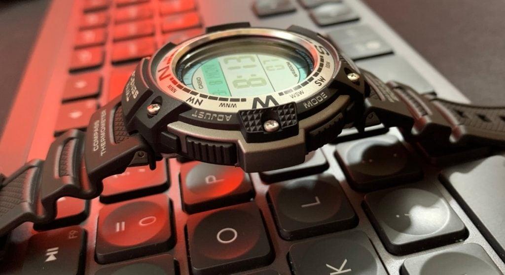 Casio SGW-100 - el reloj con sensores que estabas buscando por calidad precio