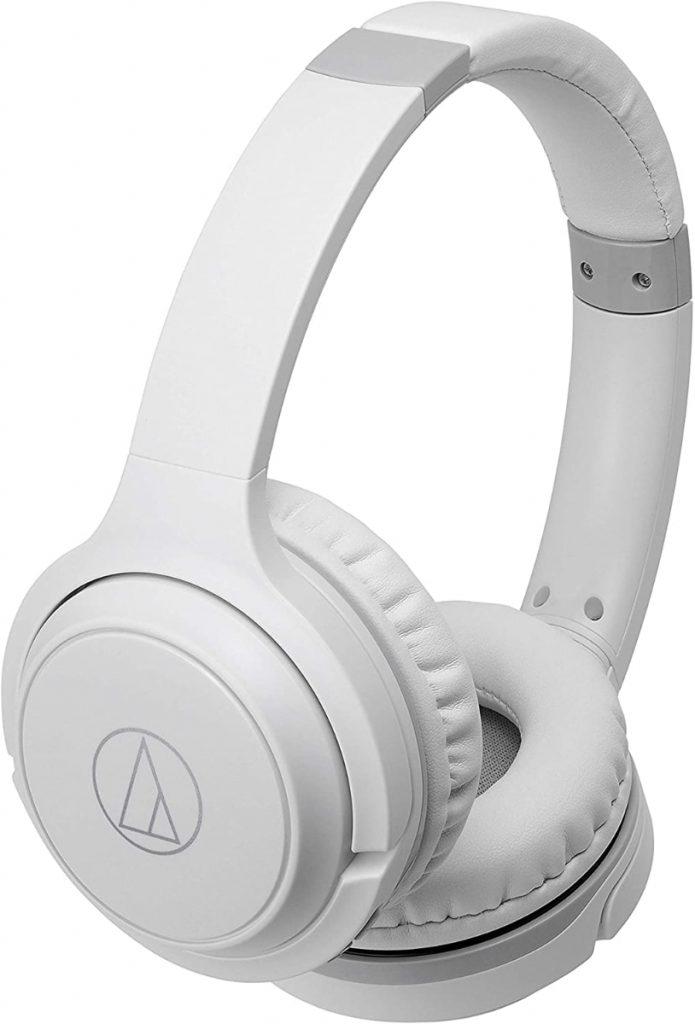 Los mejores auriculares on-ear por su diseño y bajo precio: Audio-Technica ATH-S200BT
