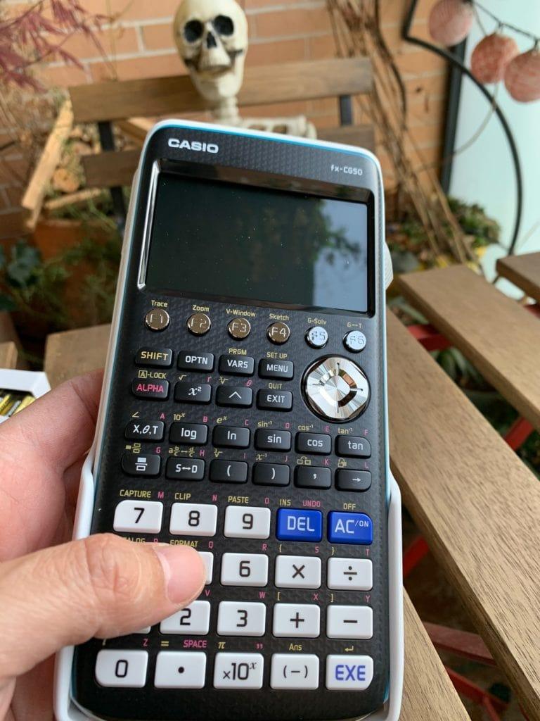 Casio FX-CG50 - Calculadora Gráfica, Pantalla a Color Alta Resolución