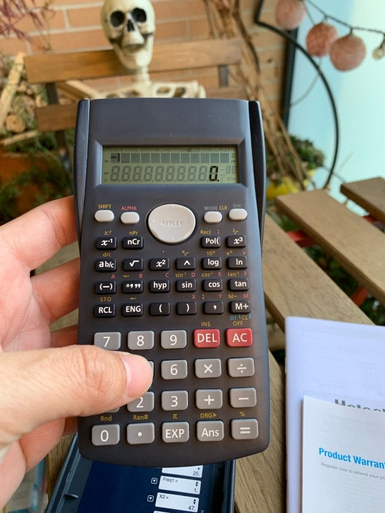 Helect Calculadora Científica