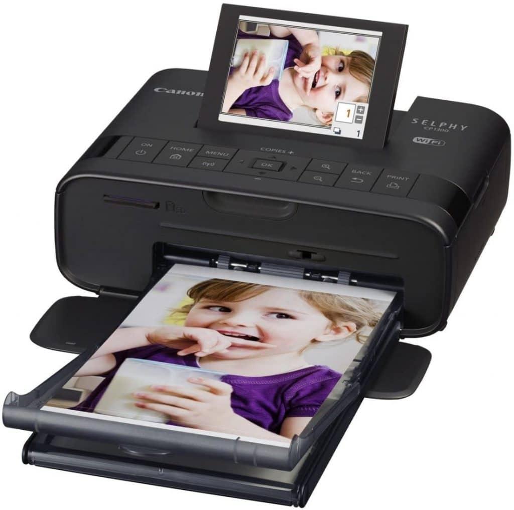 Canon Selphy CP1300 - La impresora perfecta para imprimir fotografías