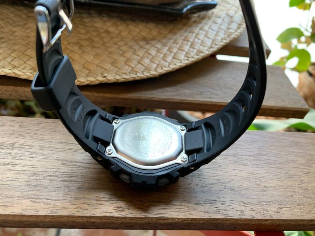 Casio G-Shock G-2900F: correa y como queda en la muñeca